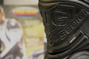 Sedici Lorenzo Waterproof Motorcycle Boots